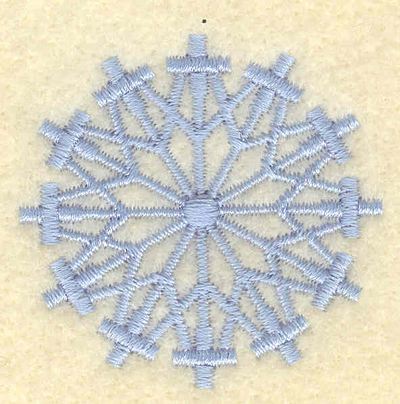 Embroidery Design: Snowflake1.80w X 1.75h