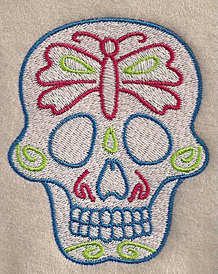 Embroidery Design: Skull I 2.87w X 3.51h