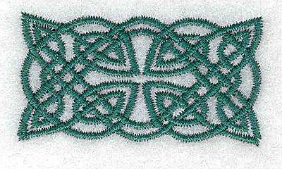 Embroidery Design: Celtic symbol mini 1.95w X 1.06h
