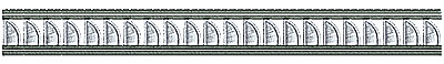 Embroidery Design: Southwest simple border 6.76w X 0.70h