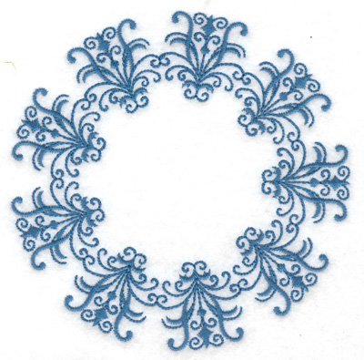 Embroidery Design: Design 1 medium 4.74w X 4.79h