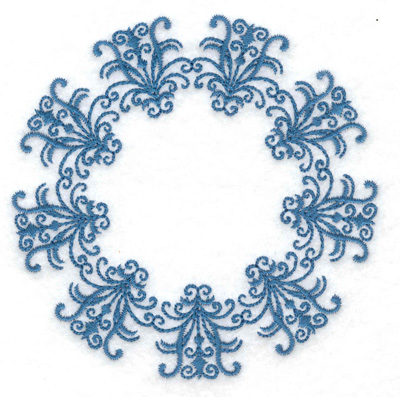 Embroidery Design: Design 1 small 3.84w X 3.88h