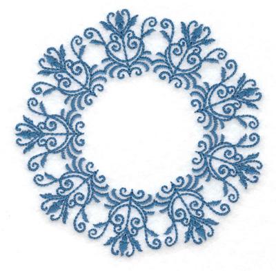 Embroidery Design: Design 2 small 3.80w X 3.84h