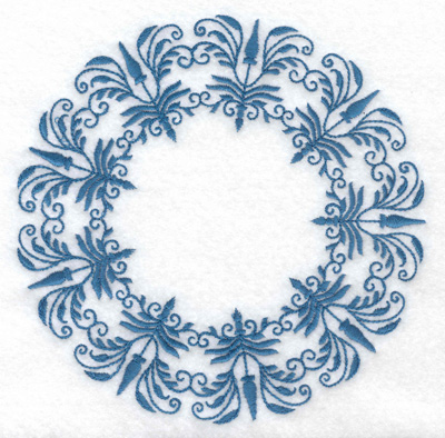 Embroidery Design: Design 3 large 5.97w X 6.00h