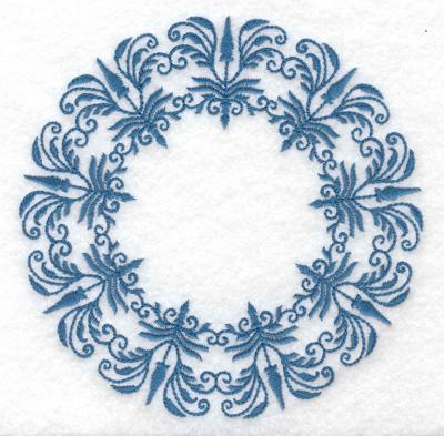 Embroidery Design: Design 3 medium 4.77w X 4.80h