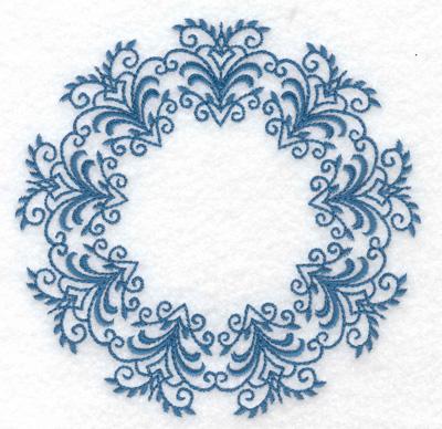 Embroidery Design: Design 4 medium 4.73w X 4.80h