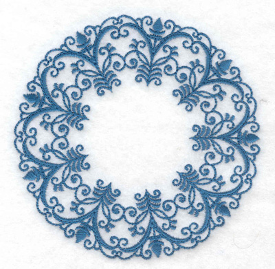 Embroidery Design: Design 5 small 3.88w X 3.87h