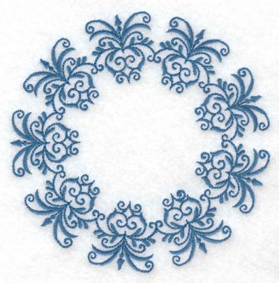 Embroidery Design: Design 6 medium 4.77w X 4.80h
