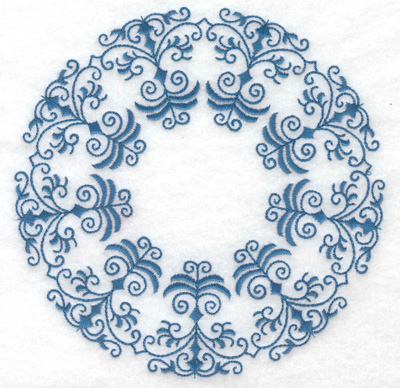 Embroidery Design: Design 9 large 6.00w X 6.00h