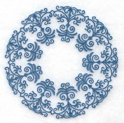 Embroidery Design: Design 9 small 3.87w X 3.88h