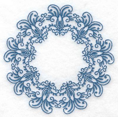 Embroidery Design: Design 10 medium 4.74w X 4.80h