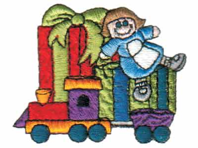 """Embroidery Design: Toys & Gifts2.84"""" x 1.99"""""""