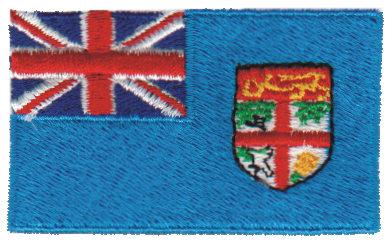 "Embroidery Design: Fiji2.54"" x 1.52"""
