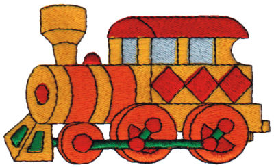 "Embroidery Design: Engine 24.02"" x 2.36"""