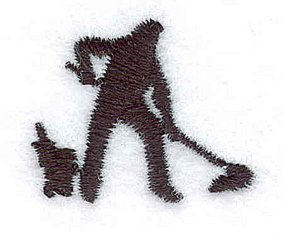 Embroidery Design: Janitor 1.13w X 0.94h