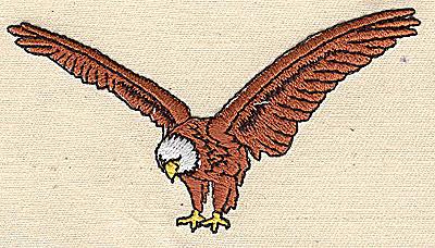 Embroidery Design: Eagle 3.03w X 2.00h