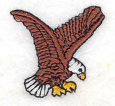 Embroidery Design: Eagle 1.25w X 1.25h