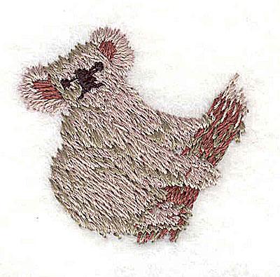 Embroidery Design: Koala bear 1.38w X 1.31h