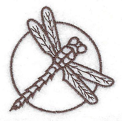 Embroidery Design: Mosquito 2.00w X 2.06h