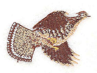 Embroidery Design: Partridge 2.13w X 1.38h