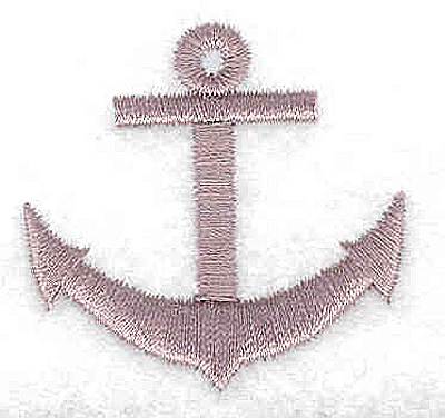 Embroidery Design: Anchor 1.56w X 1.56h