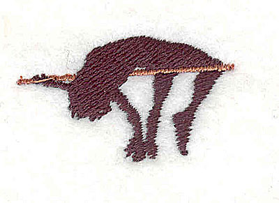 Embroidery Design: High jumper 1.44w X 0.88h