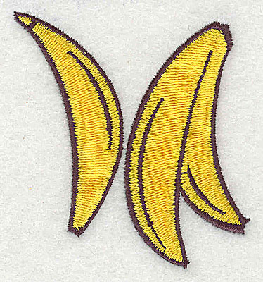Embroidery Design: Bananas 2.38w X 2.69h