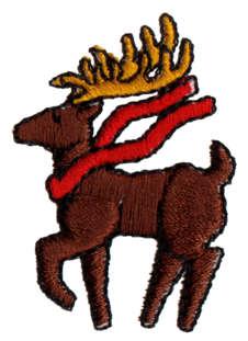 "Embroidery Design: Reindeer1.24"" x 1.78"""