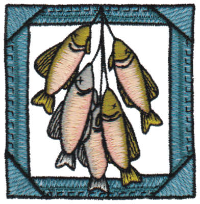 """Embroidery Design: Day's Limit3.14"""" x 3.22"""""""