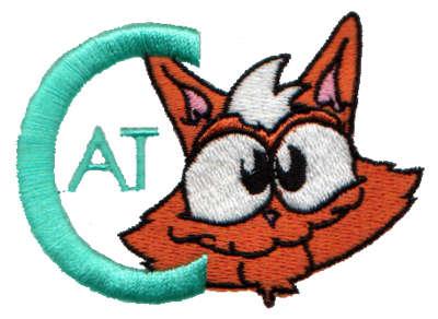 """Embroidery Design: Kiddie Alphabet C2.89"""" x 2.04"""""""