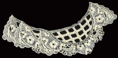 """Embroidery Design: Lace 2nd Ed. vol1 #19.41"""" x 5.23"""""""