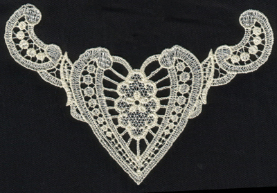 """Embroidery Design: Lace 2nd Ed. vol6 #17.36"""" x 4.71"""""""