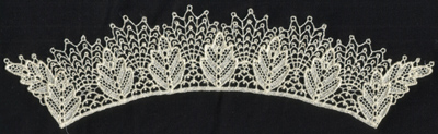 """Embroidery Design: Lace 2nd Ed. vol4 #711.65"""" x 2.59"""""""