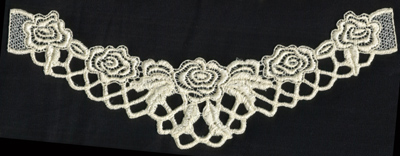 """Embroidery Design: Lace 2nd Ed. vol6 #311.70"""" x 4.56"""""""