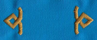 "Embroidery Design: PM Accent 72.71"" x 0.88"""