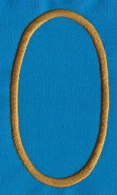 "Embroidery Design: PM Accent 122.02"" x 3.59"""