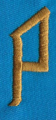 """Embroidery Design: PM Left P0.66"""" x 1.56"""""""