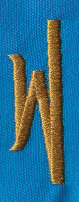 "Embroidery Design: PM Left W0.65"" x 1.87"""