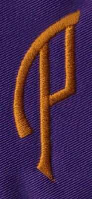 "Embroidery Design: SM Left P0.95"" x 2.42"""