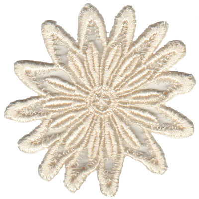 """Embroidery Design: Vintage Lace - 163.22"""" x 3.20"""""""