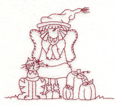 """Embroidery Design: Angels Best Friend3.88"""" x 3.32"""""""