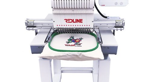 redline embroidery machine review