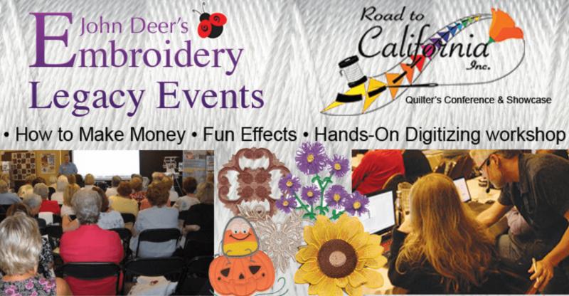 road2cali event