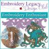 Embroidery Enthusiast – Design Club Membership