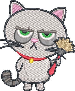 GC_catdusting