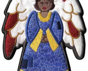 heavenly ornament 1 embroidery design