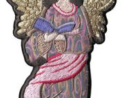 heavenly ornament 2 embroidery design