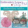 Embroidery Addict – Design Club Membership