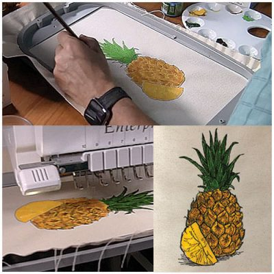 Embroidery Art Projects