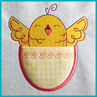 in the hoop projects embroidery design category icon